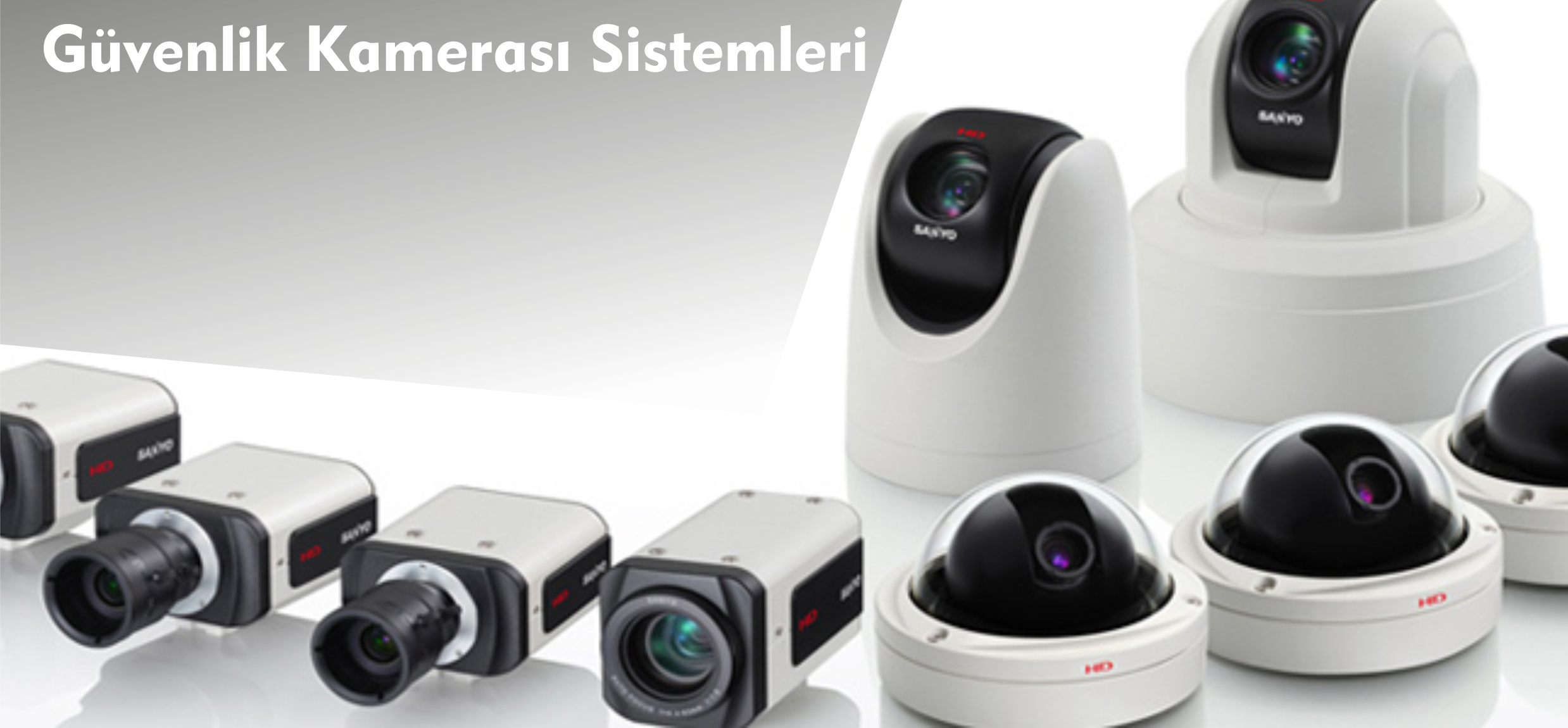 Güvenlik Kamerası Sistemleri