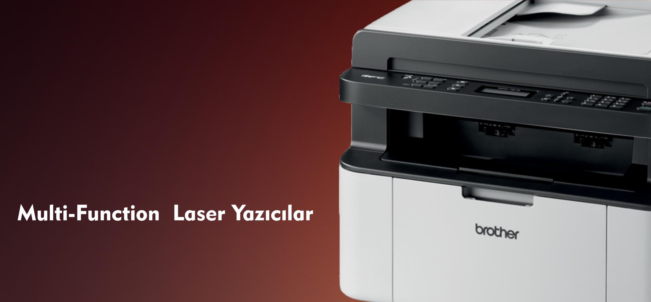 Multi-Function Laser Yazıcılar
