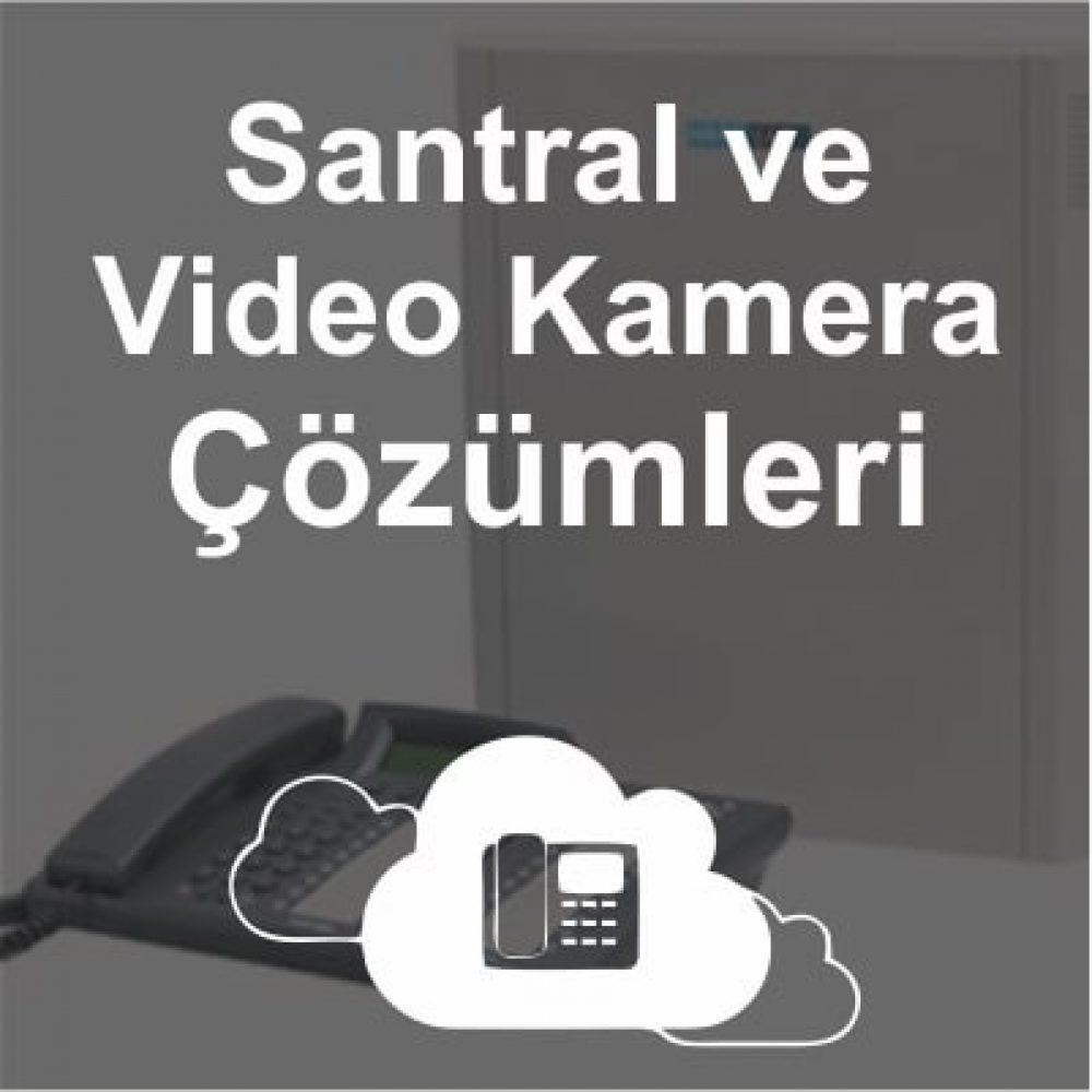 Santral-video-kamera